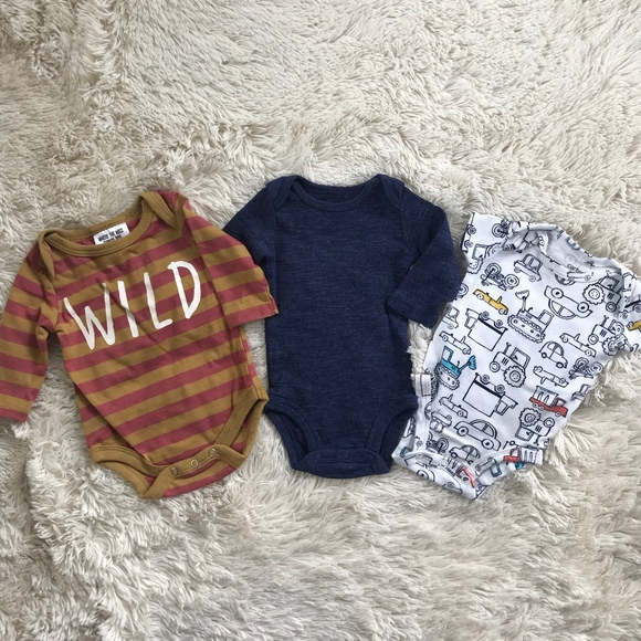 Carter's Other - Carter's, Child of Mine onesies